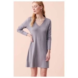 Lou & Grey SignatureSoft Shirt Dress